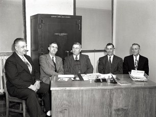 GCS School Board 1948