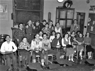 GCS Camera Club 1953