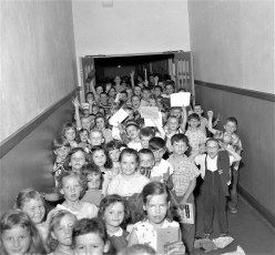 GCS School's Out For Summer June 1956 (1)