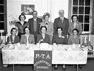 Gtown School P.T.A. 1950