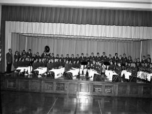 GCS Band 1965