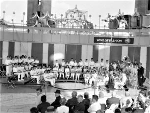 GCS Band at World's Fair 1964 (1)