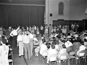 GCS Budget Vote 1960