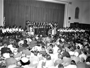 GCS Christmas Concert 1962 (2)