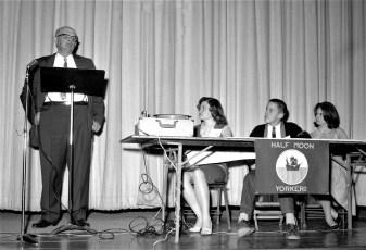 GCS Half Moon Yorkers Club guest speaker Walter Miller 1964