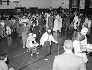 GCS Halloween Parade by Class 1964 (1)