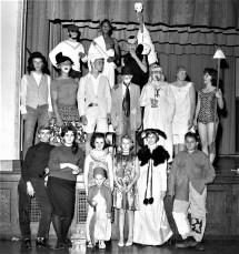 GCS Halloween Party 1960 (2)