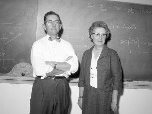 Mr Brenzel & Mrs Mortenson