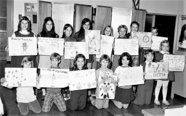 GCS Dental Poster Winners 1974