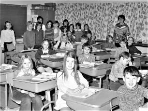 GCS Mrs. Hunter's Class 1973