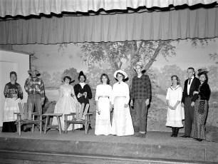 GCS Senior Play 1962 (2)