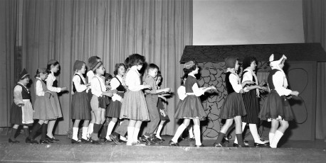 GCS Xmas Concert 1956 (4)