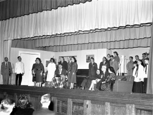 G'town Drama Workshop Man Who Came to Dinner 1961 (1)