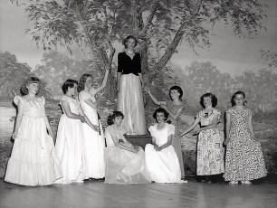 Ruth Miller Dance Recital at GCS 1949 (3)