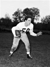 GCS 1955 Football George McDonald