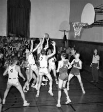 GCS 1956 Varsity vs. Ichabod Crane (2)