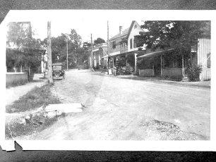 G'town Fire (before) Nov. 14, 1923