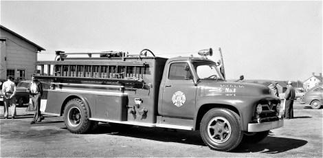 G'town Hose Co. 1955 Ford Pumper