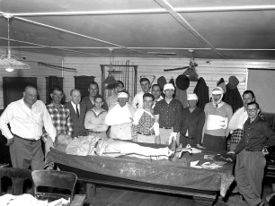 G'town Hose Co. First Aid Training 1956