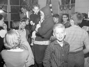 G'town Hose Co. Xmas Party 1958 (1)
