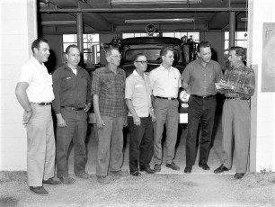 G'town Hose Co. planning for Col. Cty. Fireman's Conv. 1967 (3)