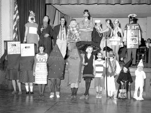 G'town Hose Halloween Party at GCS 1958 (1)
