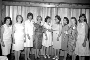 G'town Ladies Aux. Annual Banquet 1965