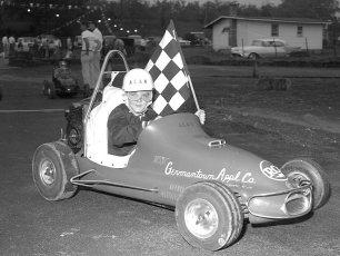 G'town Speedway Midget Racing 1959 (1)