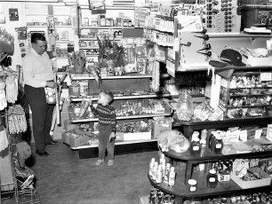 Blunk's General Store Round Top 1966 (2)