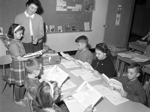 Greenport School National Education Week 1962 (1)