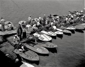 Ancorage Boat Races 1947 - Copy