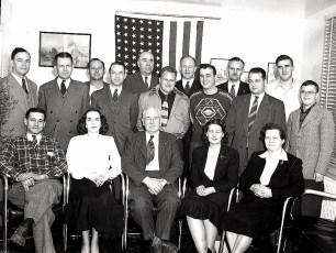 Half Moon Anchorage Directors 1948