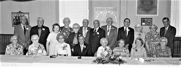 Copake Grange 75th Anniversary 1975 (1)