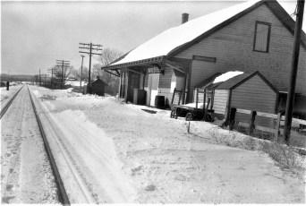 Craryville Train Station 1961 (2)