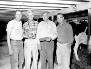 Grant Langdon Dairy Farm Copake 1963 (2)