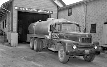 Hillsdale Co-Op Milk Strike Aug. 1957 (1)