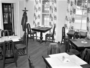 Hillsdale House, Mrs. Schneider, Owner Rt. 23 Hillsdale 1962 (3)