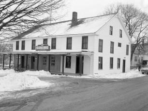 Hillsdale House Rt. 23 Hillsdale 1966