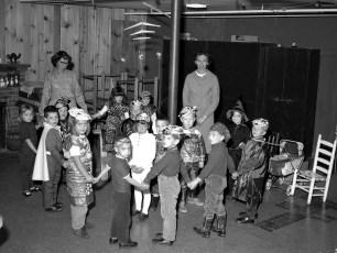 Quimby School Ms. Magisson Copake 1966