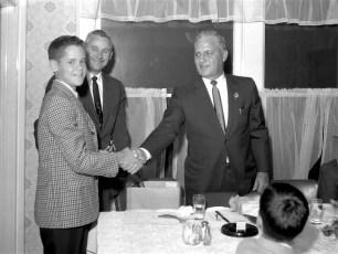 Roe-Jan Baseball Banquet at Holsapple House Copake 1964 (1)