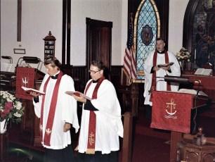 St. John's Lutheran Church 125th Anniversary Ancram 1972 (9)