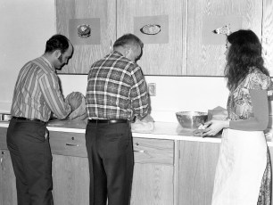 Bread making class at Hudson High School 1973 (3)