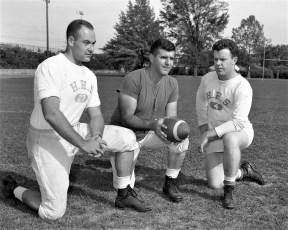 Hudson High Football Coaches 1957