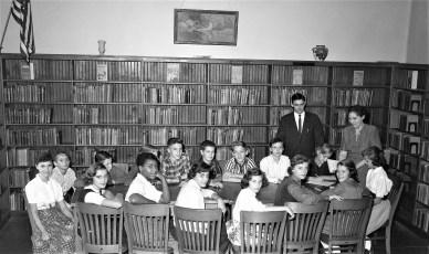 Hudson Junior High School 1957 (3)