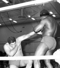 Loyal Order of Moose present Pro Wrestling at Hudson High School 1974 (2)