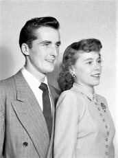 Warren & Gladys Bohnsack 1948