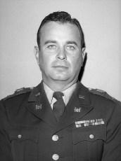 Captain Robert Fingar 1956