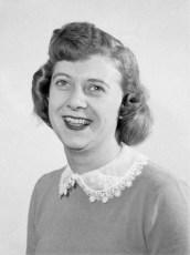 Carol Potts 1957
