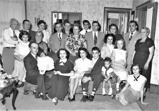 DelPozzo Family 1953