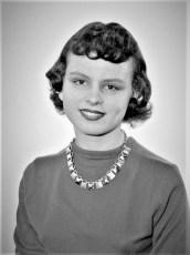 Dottie Margan 1957
